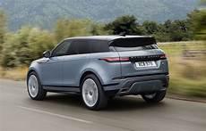 nouvelle land rover range rover evoque 2 0 la nouvelle version d un best seller
