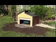 Garage Für Mähroboter Gardena - gardena r40li m 228 hroboter garage mit rolltor smarthome