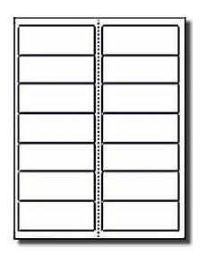 laser label template 1 400 labels 4 1 5 laser and inkjet printable use compulabel 174 312052 template 100 sheets