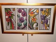 fiori liberty labyrinth cross stitches maggio 2010