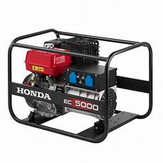 Stromerzeuger Diesel Honda - stromerzeuger benzin stromerzeuger honda ec 5000