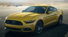 Ford Mustang Could Get Diesel Or Hybrid Versions In The