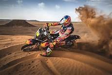 Dakar Rally 2018 Piloti Bull