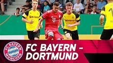 fc bayern dortmund fc bayern vs borussia dortmund 2 3 highlights