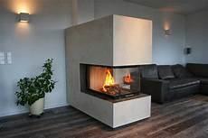 Was Kostet Ein Kachelofen - heizkamin dreiseitig firplace modern architectural