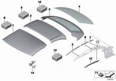 sliding roof folding top bmw f33 convertible 56198