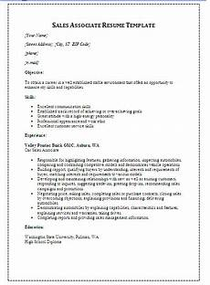 resume format template sles resume templates free word s templates part 2