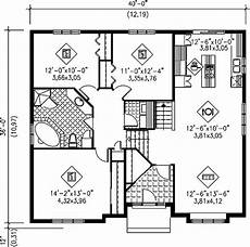 exclusive 3 bed house plan with split bedroom attractive 3 bedroom split level 80019pm architectural