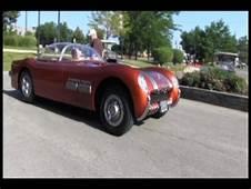 1954 Pontiac Bonneville Special Concept Car Is Unloaded