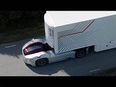 volvo trucks reveals vera self driving electric concept
