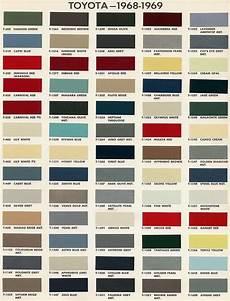 7 best images about auto paint color charts on pinterest