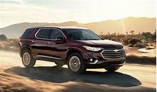 2020 chevrolet traverse release date redesign price