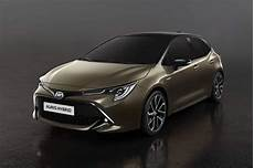 all new 2018 toyota auris brings more daring looks choice