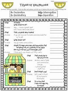 grammar worksheets types of sentences 24993 the world s catalog of ideas