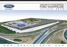 Nouvelle Concession Ford Montpellier 1 Groupe Grim Ford