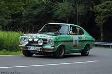 Opel Kadett B Rallye Automobil Opel Kadett Coupe Und