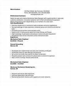 marketing resume download 42 free word pdf documents