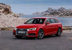 All New Audi A4 Avant B9 Facelift Rendered Already Carscoops