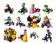 Mario Kart Ds Characters A Photo On Flickriver