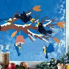 winterbilder zum basteln herbstliche fensterbilder aus tonpapier suche