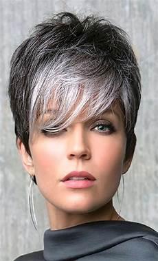 en silver hair