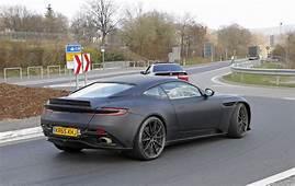 2018 Aston Martin DB11 S Gallery 711911  Top Speed