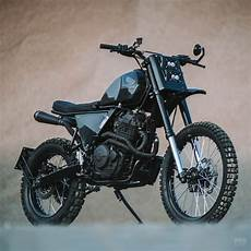 a scrambled honda nx 650 from asphalt and gravel bike exif