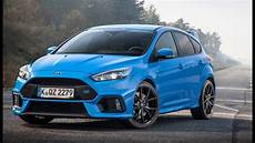 The 2019 Ford All New Focus St Sport