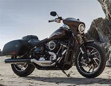 Harley Davidson Launch The New Sport Glide Principal