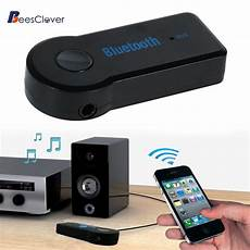 Multi Function Bluetooth Audio Adapter Radio by Beesclover Wireless Bluetooth 3 5mm Car Aux Audio Stereo