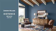 march 2019 color of the month distance sherwin williams