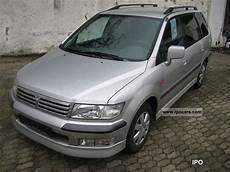 2001 mitsubishi space wagon gdi avance air ahk on