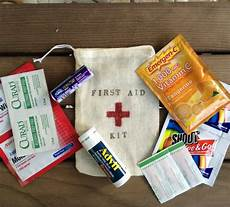 hangover kit first aid kit wedding welcome bag by