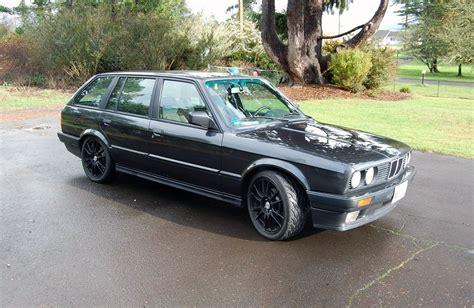 Bmw E30 Touring V8