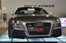 Autoshowpictures Audi Tt Rs Apr Wolf Power