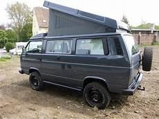 1987 volkswagen vanagon westfalia syncro german cars for