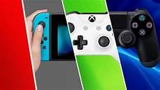 comparatif des meilleures consoles de jeux 2018 blogs