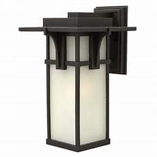 hinkley lighting manhattan led outdoor wall light 2324oz led destination lighting