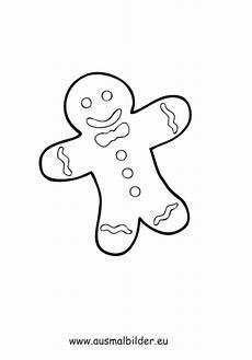 Ausmalbilder Weihnachten Lebkuchenmann Ausmalbild Lebkuchenmann Kostenlos Ausdrucken