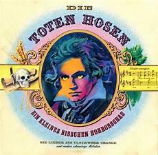 Toten Hosen Album - die toten hosen ein kleines bisschen horrorschau cd