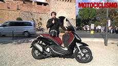 piaggio beverly sport touring 350 test