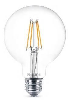 philips classic led globe e27 6w 827 573976 00
