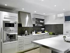 küche individuell zusammenstellen individuell kombinierbare led deckeneinbauringe und
