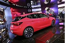 2020 opel astra opel premiers new astra plans 29 new models by 2020