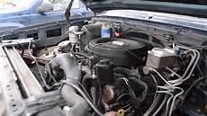 Chevy 6 2 Diesel Running Idle