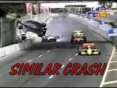 Gilles Villeneuve Fatal Crash 82 Zolder Belgium