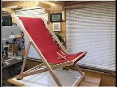 Strandstuhl Chair Diy
