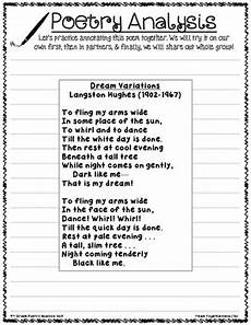 analyzing poetry worksheet 4th grade 25451 4th grade poetry analysis by team togetherness tpt