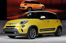 fiat 500l trekking 2014 fiat 500l trekking takes the hatchback into the big leagues autoblog
