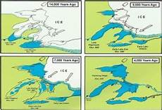 how the great lakes were formed of ice and mittens or how the great lakes formed 187 currentcast radio program and podcast